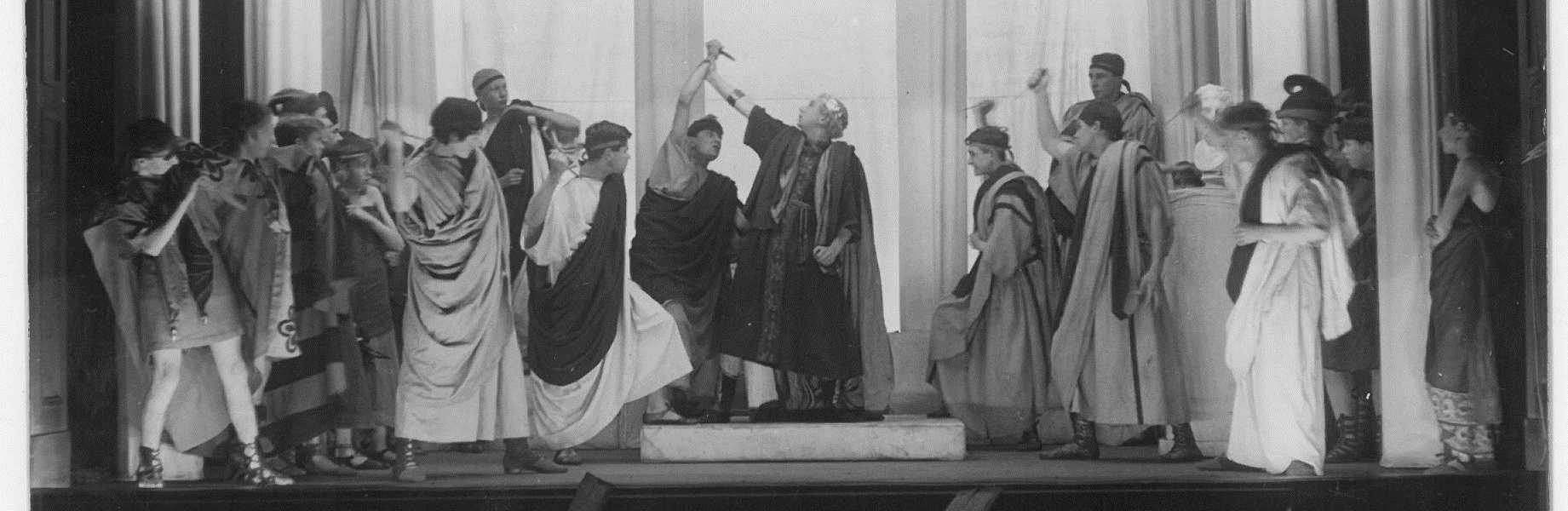 Production of Julius Caesar, 1931